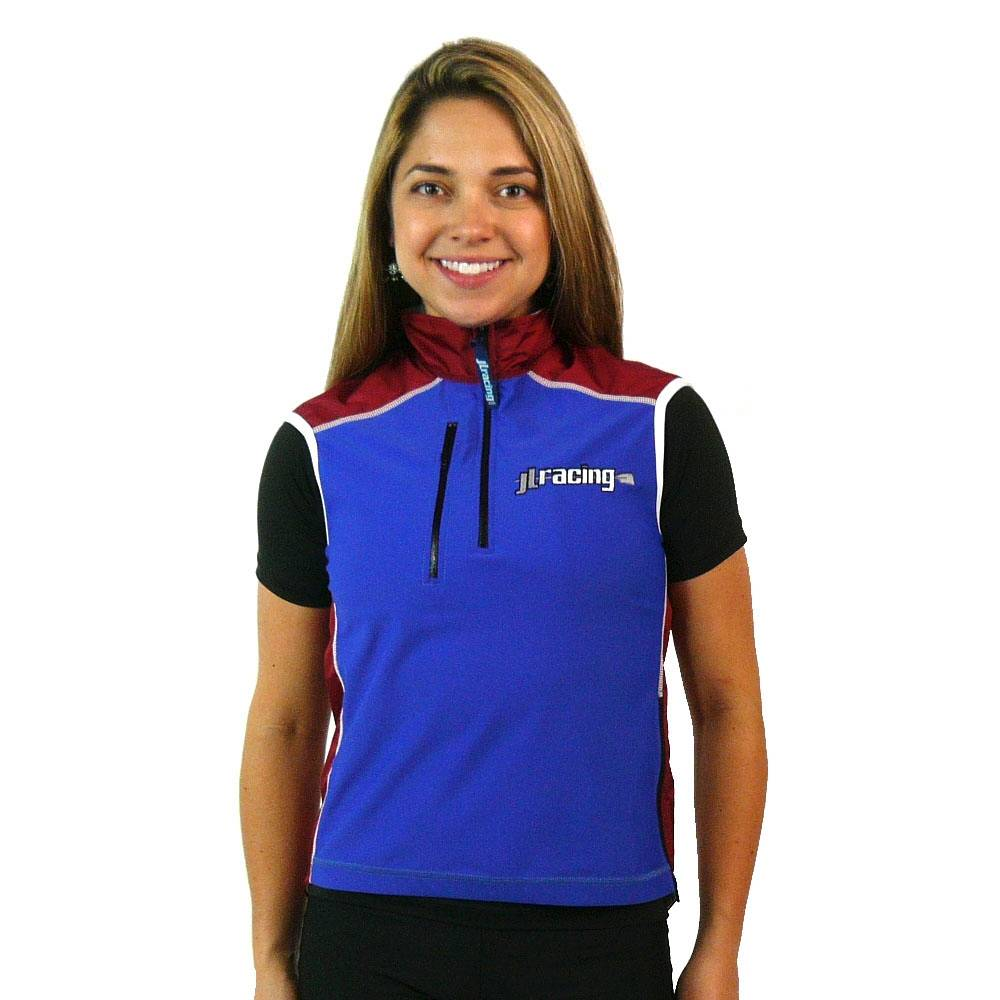 Women's Zaffiro Vest : Royal / Maroon
