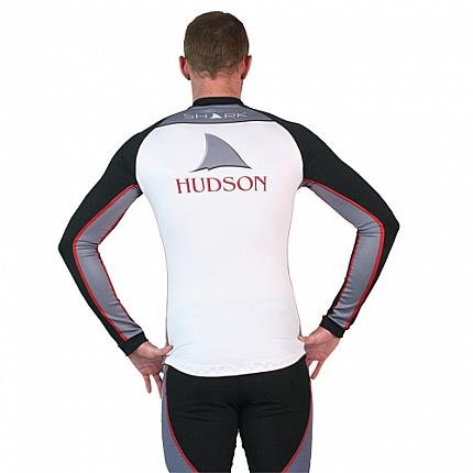 HUDSON Long Sleeve Tech Shirt