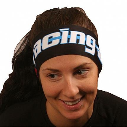 JL Racing Thermo Headband : Red / White / Blue