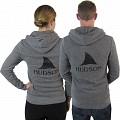 HUDSON Full Zip Hoodie