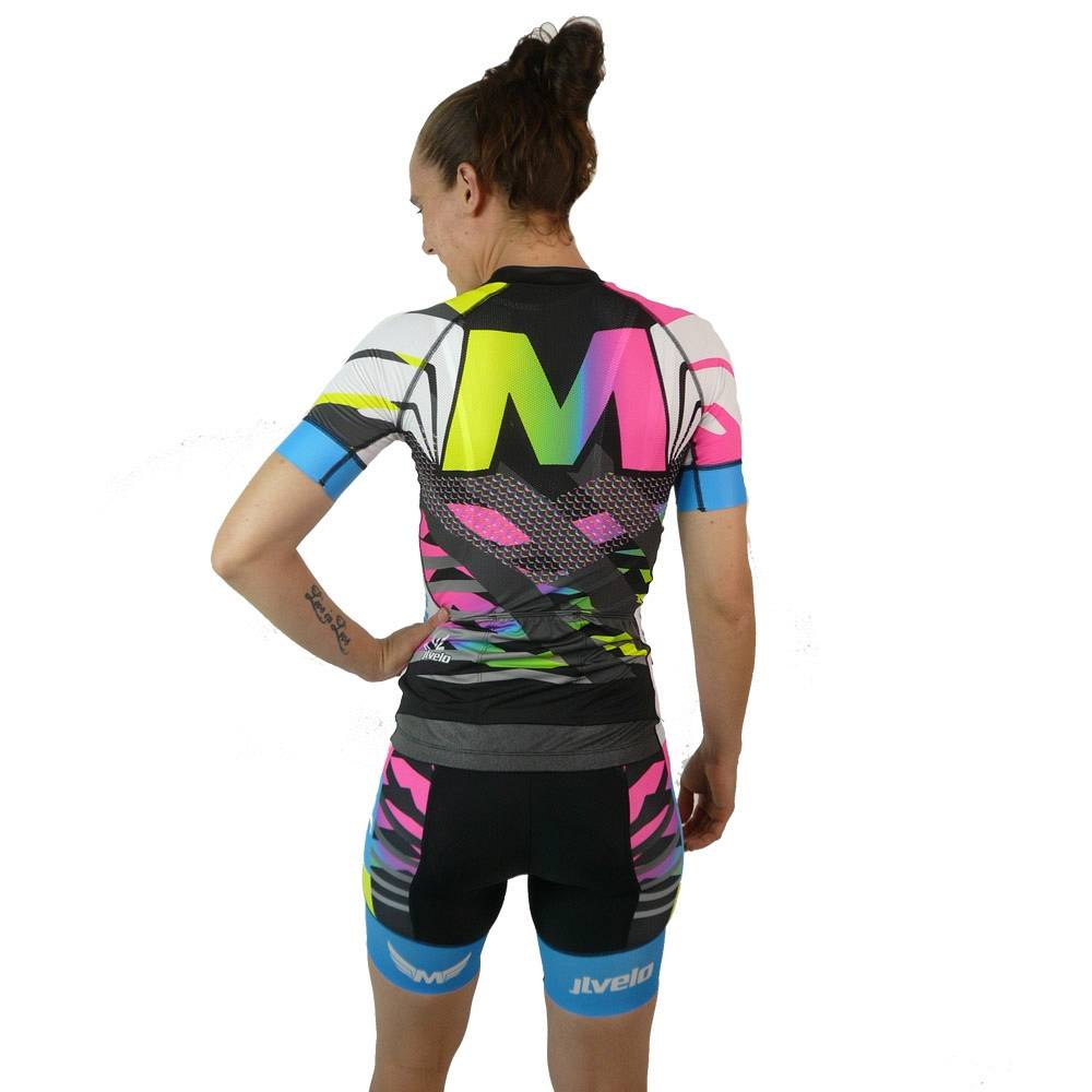 Women's SDP Jersey : Mackenzie Madison Collection