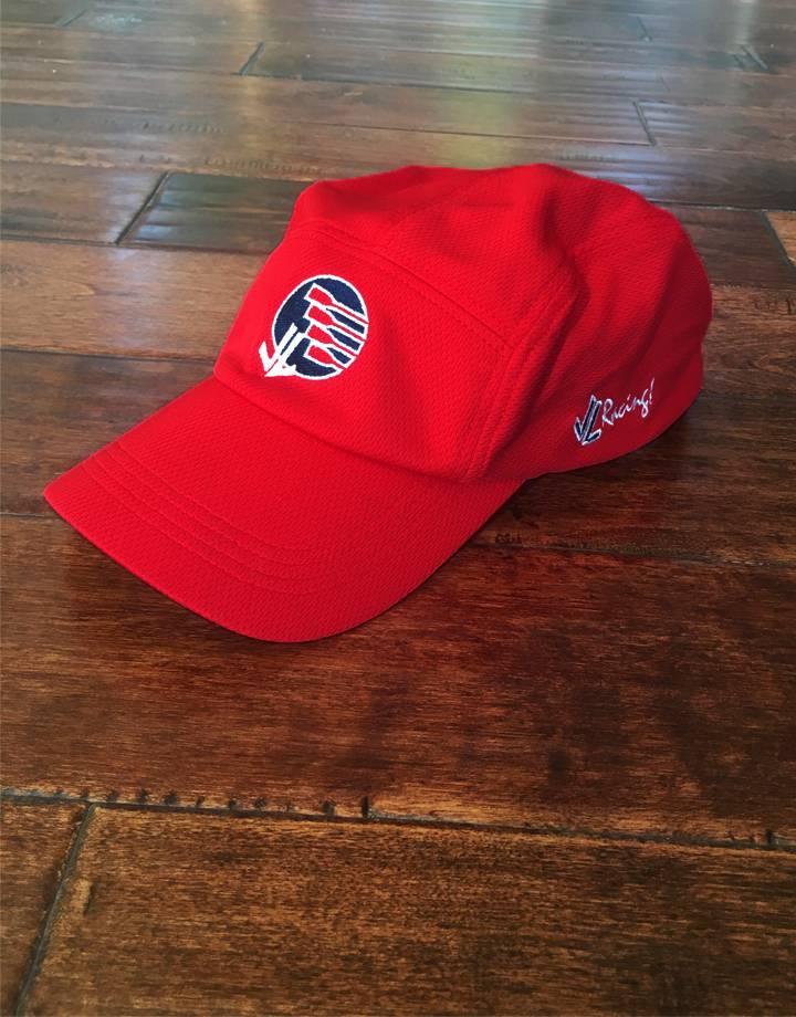 Coolplus Pique Hat : Red