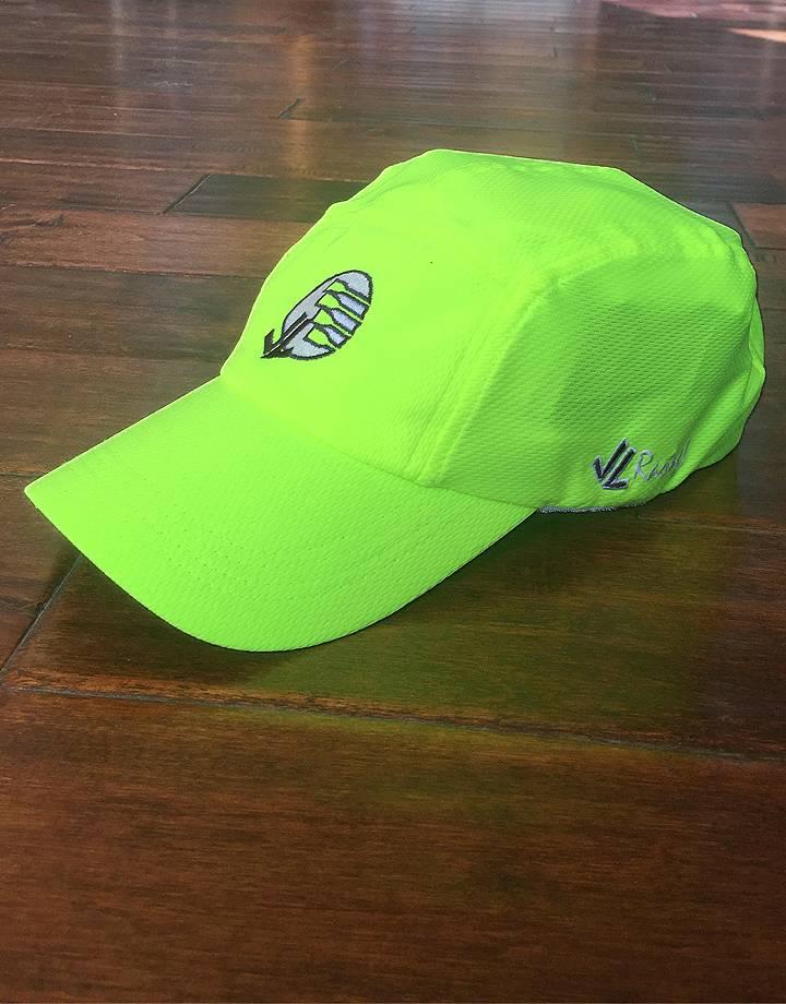 Coolplus Pique Hat : Hi Viz