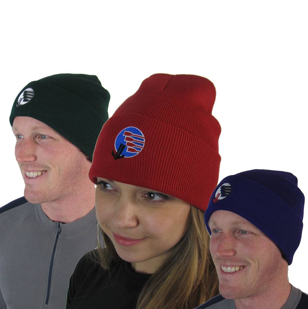 Knit Logo Tuque