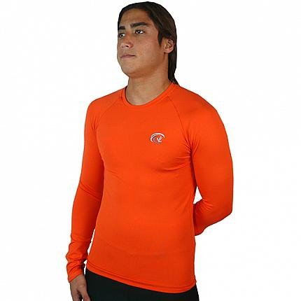 Drywick Tech Shirt : True Orange