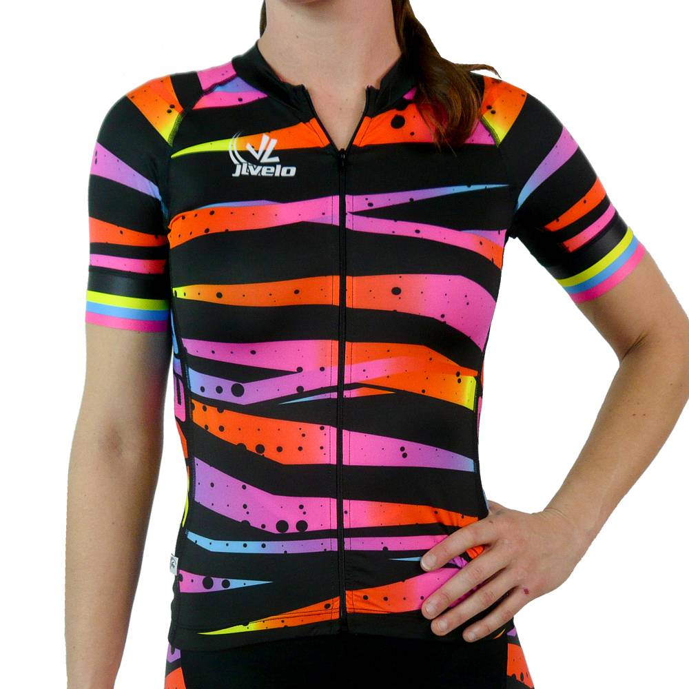 Women's SDP Jersey : Bright Lights Collection