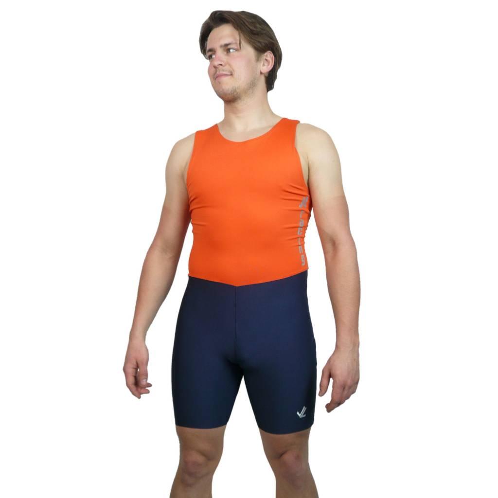 Original Unisuit : Orange / Navy