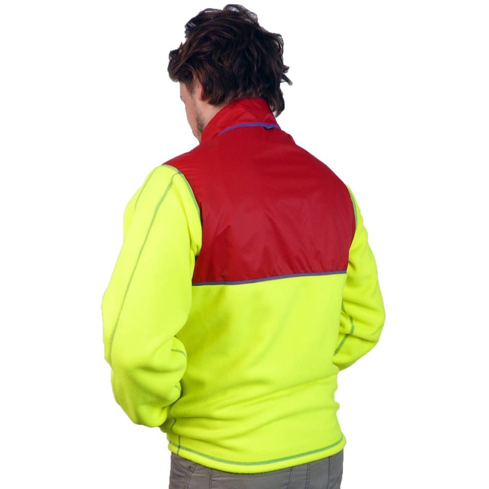 Fleece Launch Jacket