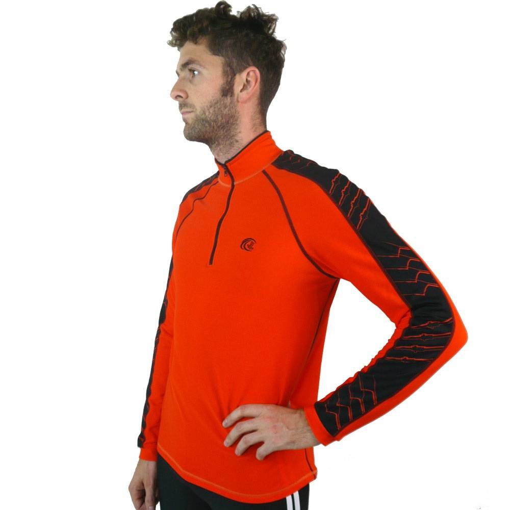 Thermo Tech Jacket : Orange