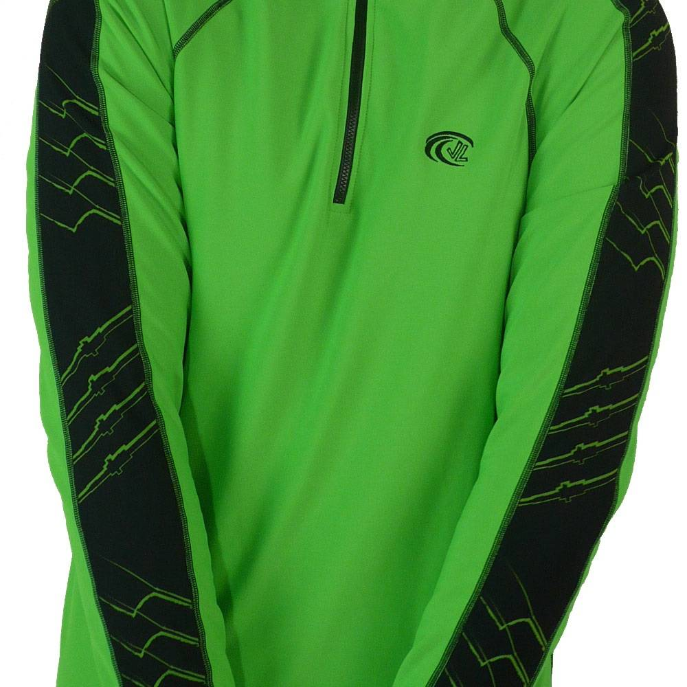 Thermo Tech Jacket : Lime Green