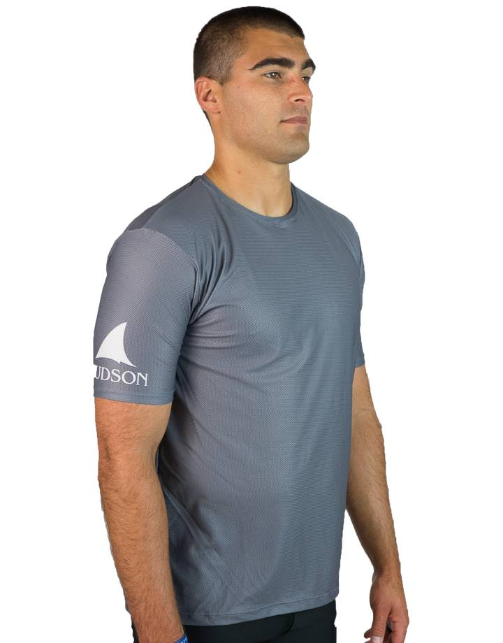 HUDSON Mesh Loose Fit Shirt