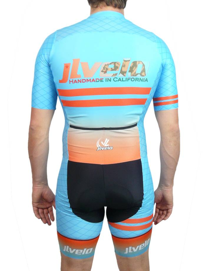 Men's Pacific Sunset Fusion Suit