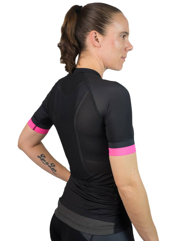 Women's SDP Jersey : The Black Lights Collection : Pink