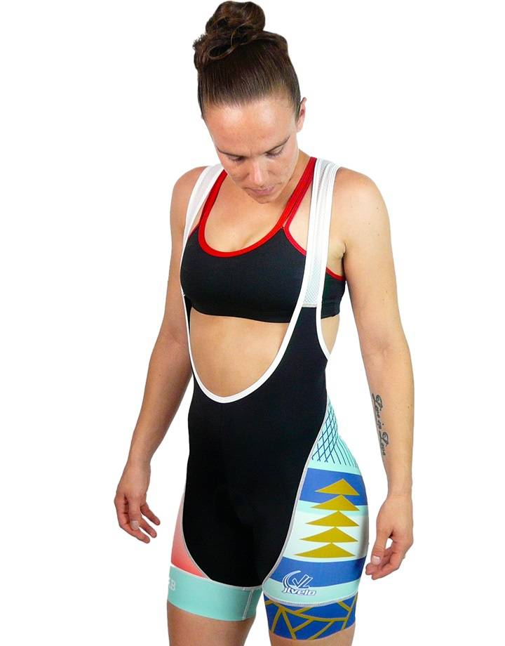Women's SDP Bibshorts : Kara LaPoint Collection