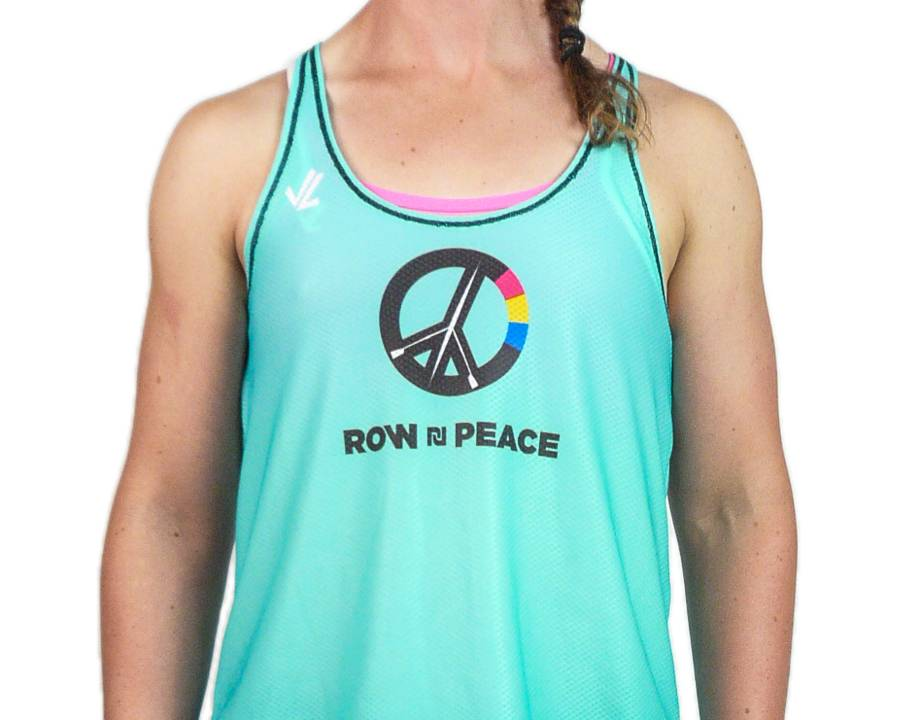 Row In Peace Flo Tank