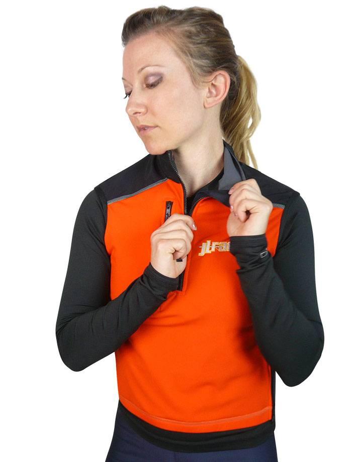 Women's Thermo Sequel Turtle Shell : Orange / Black