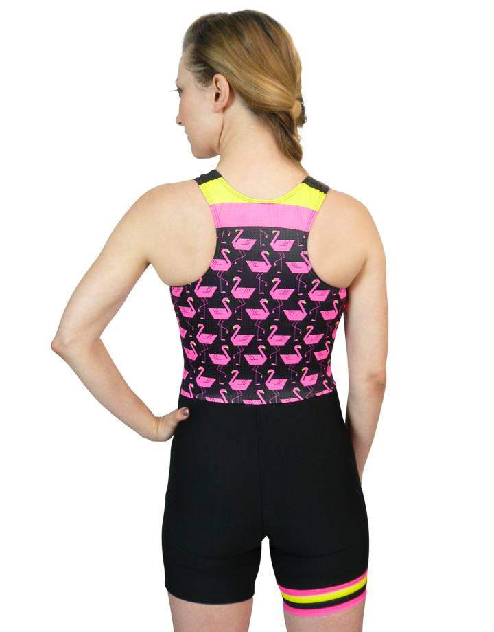 Women's Flamingo Unisuit
