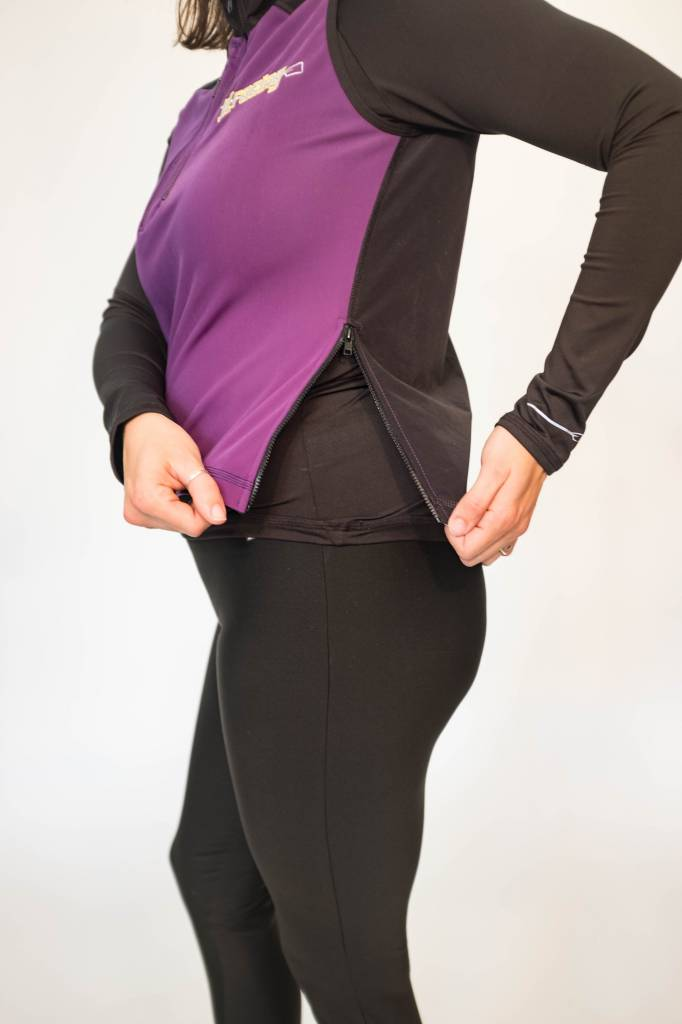 Women's Thermo Sequel Turtle Shell : Purple / Black