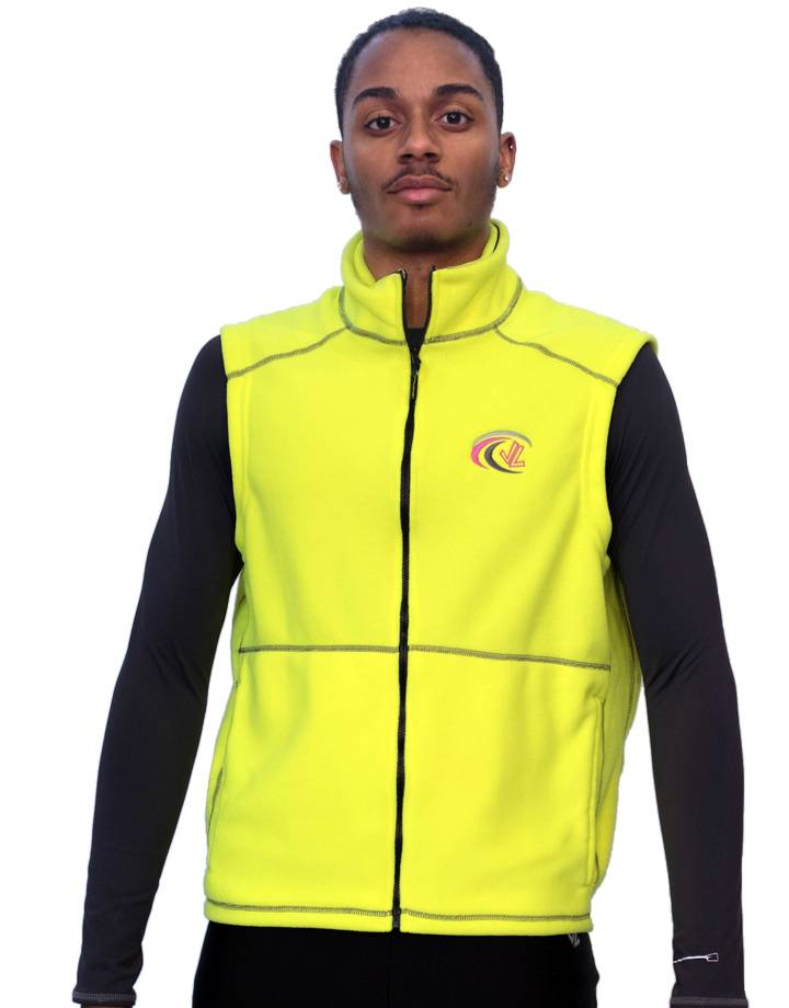 Fleece Launch Vest