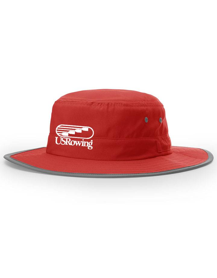 USR Bucket Hat Red