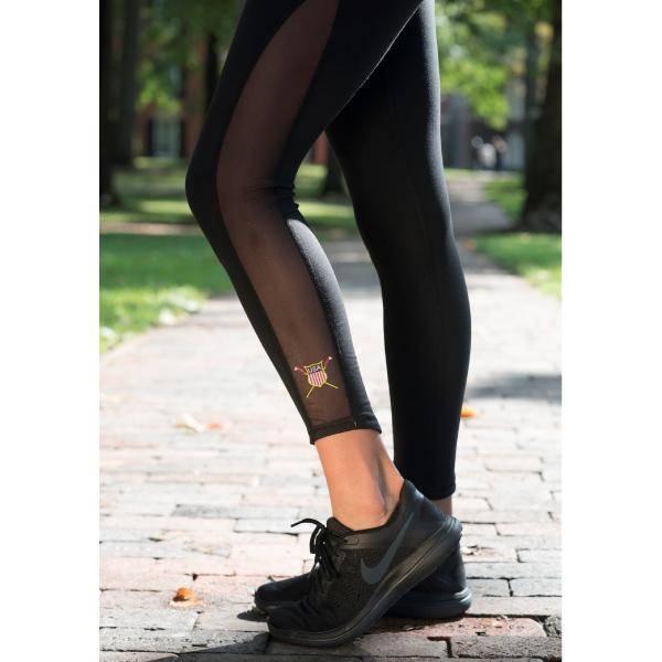 USR Women's Breathe Legging with Crest