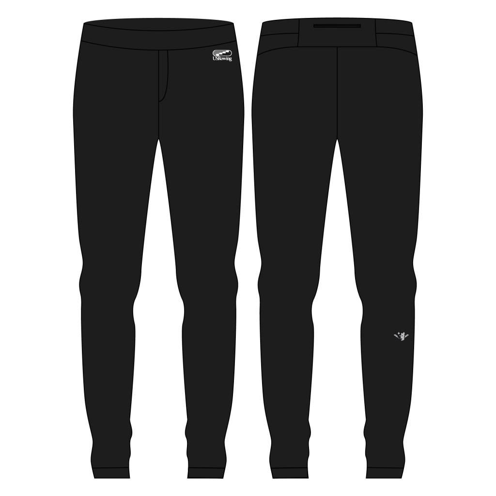 USR Men's Scrunch Sweats Black
