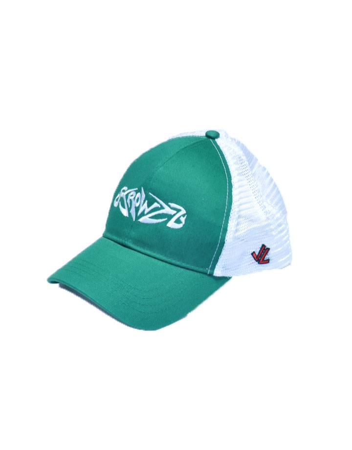 JL Trucker : Green /  White