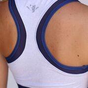 USR Women's Performance Mesh Crop Grey