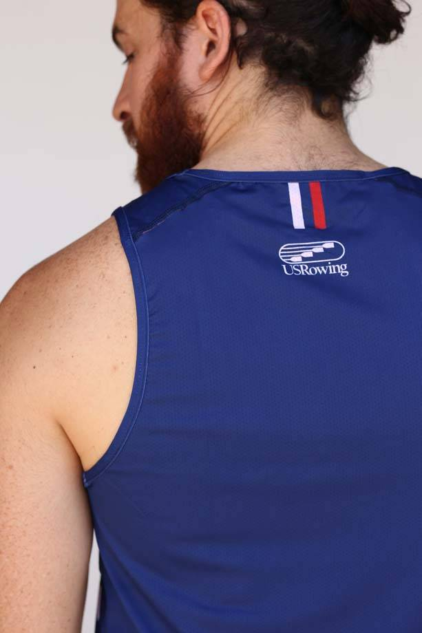 USR Men's Performance Singlet Stars