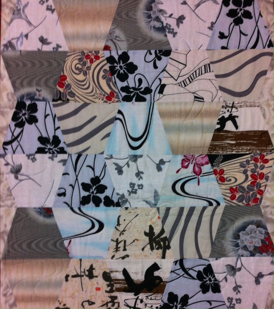 Class - Pattern:  It's All About Movement! by Angie Woolman