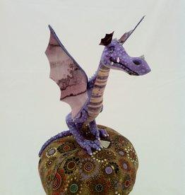 Baby Dragon by Sondra Von Burg- Sun, Sep 24