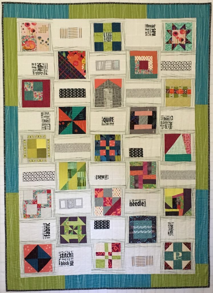 Class - Modern Basic Quilting by Pati Fried #1