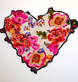 Class - Exuberant Applique Wreaths & Hearts by Alethea Ballard