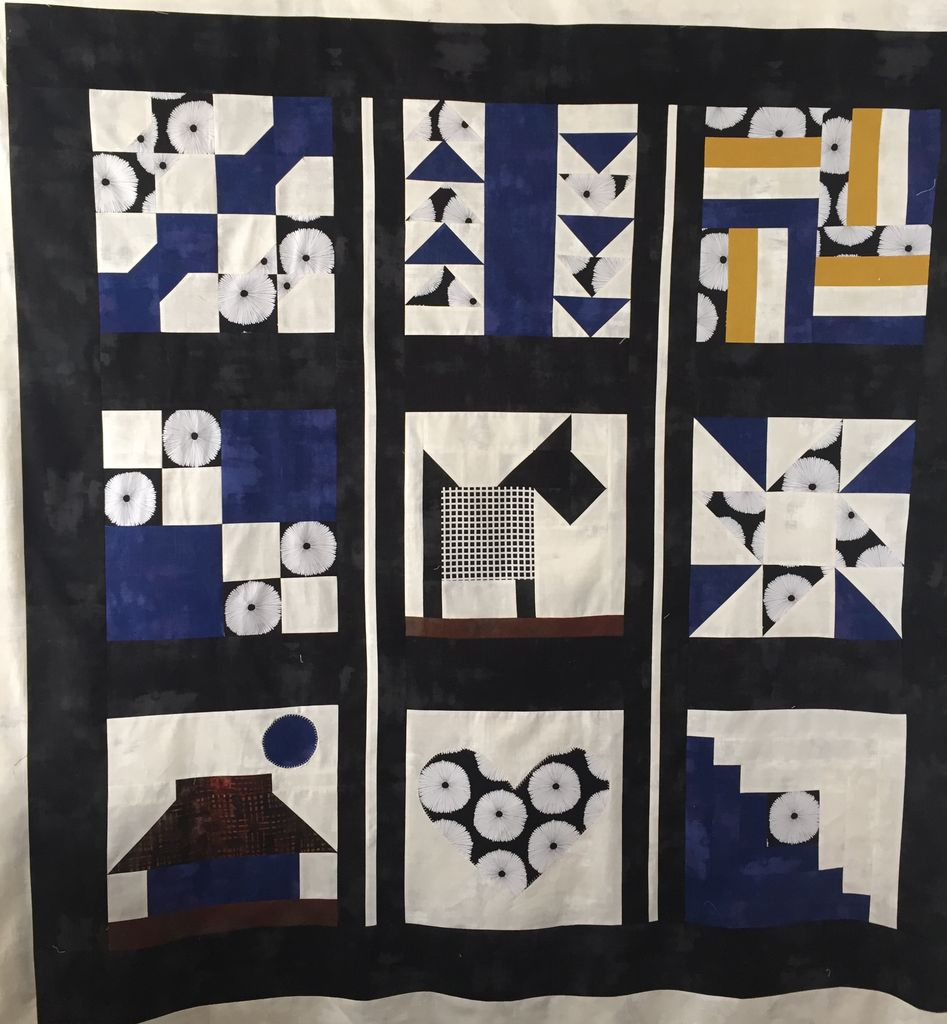 Class - Beginning Quiltmaking by Johyne Geran