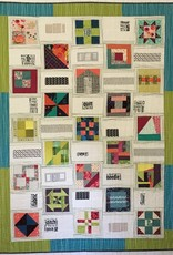 Class - #2 Modern Beginning Quiltmaking #2 Block Building  by Pati Fried