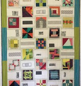 Class -#2 Modern Beginning Quiltmaking #2 Block Building  by Pati Fried