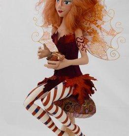 Class - The Basics of Doll Making; Fairy by Sondra Von Burg