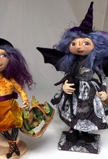 Class -  The Basics of Dollmaking - Witch