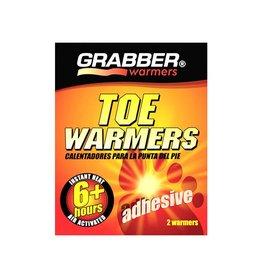 Grabber Toe Warmers (2Pk)