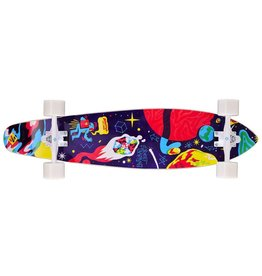 "Kicktail 36"" Longboard"