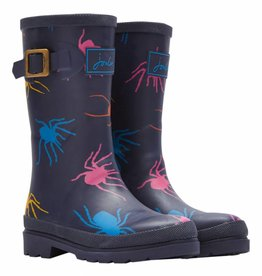 Joules Navy Spiders (3, 6)