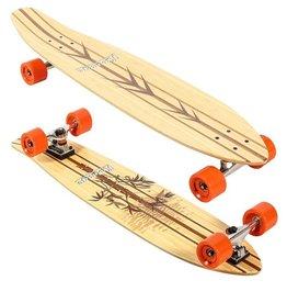 """Bamboo 38"""" Longboard"""