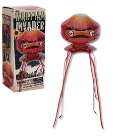 Schylling Martian Tin Toy