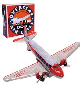 Schylling DC-3 Toy Airplane