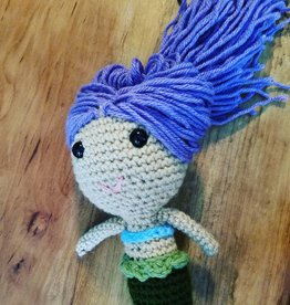 RB Crochet Friends Mermaid