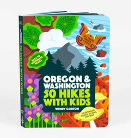 Workman Publishing Co. 50 Hikes with Kids Book