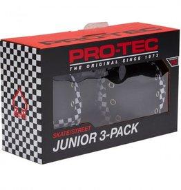 Pro-Tec Pro Tec Jr 3 Pack: YS/YM