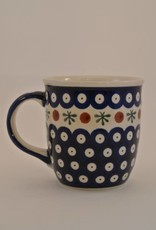Polish Pottery Mug - Old Poland
