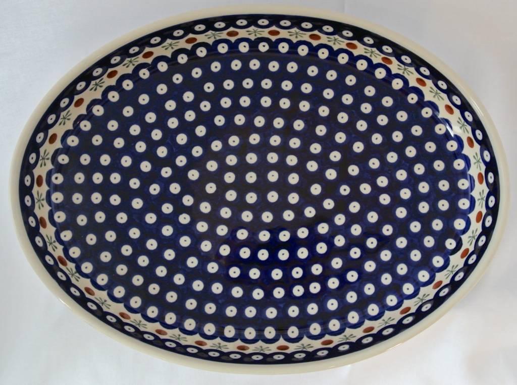 Oval Baker - Old Poland