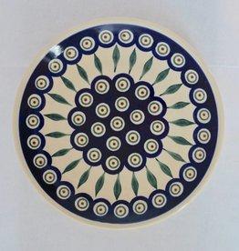 Salad Plate - Peacock